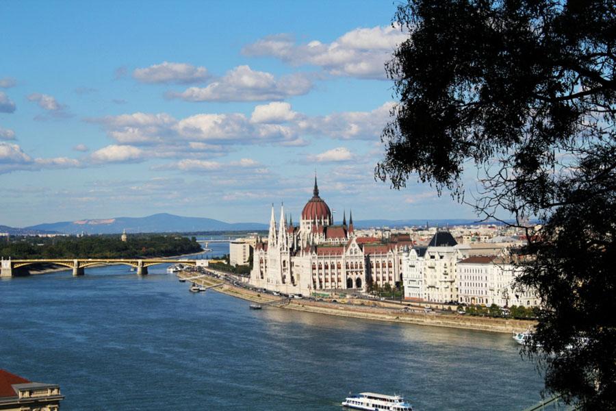 views of Budapest