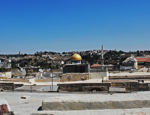 Middle East Adventure: Jerusalem and the Dead Sea