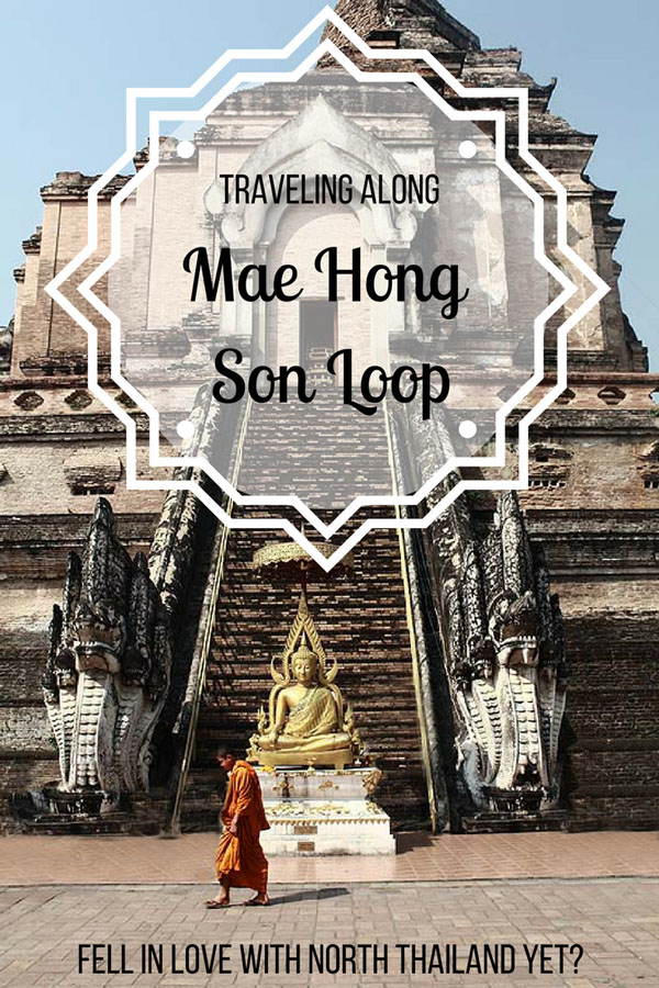 Traveling along Mae Hong Son Loop - fell in love with Northern Thailand yet?