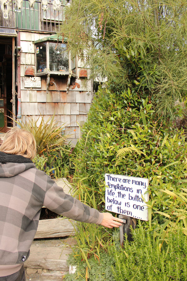 Lost Gypsy Gallery in New Zealand