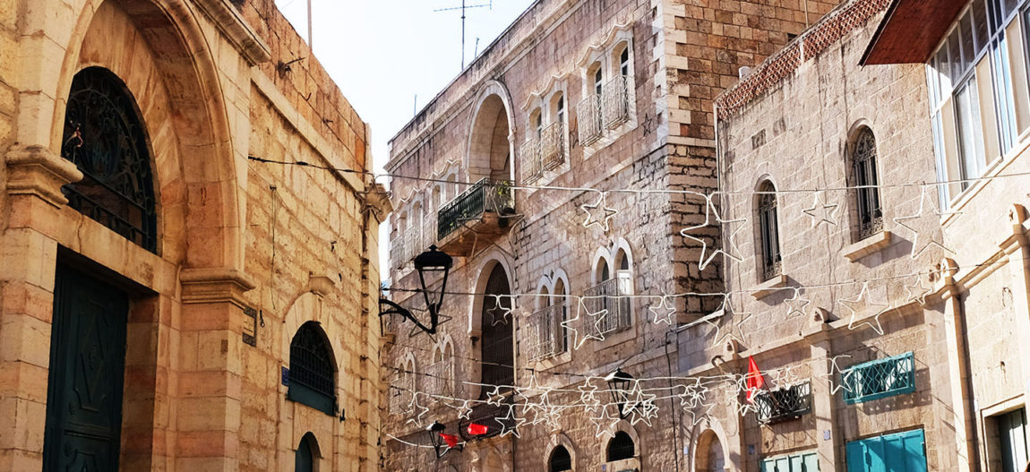 Come discover Bethlehem with me!
