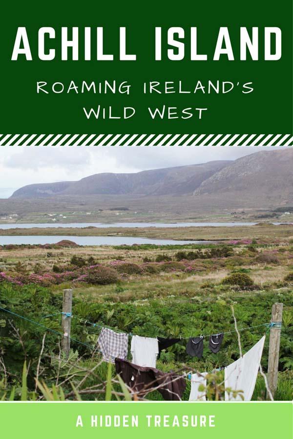 Visit Achill Island, Ireland's wild west!