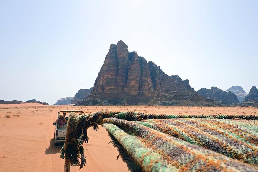 Jeep Tour in Wadi Rum, Jordan