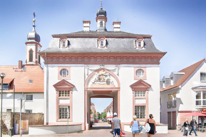 The Gate of Heusenstamm