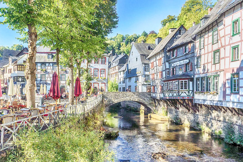 The river of Monschau