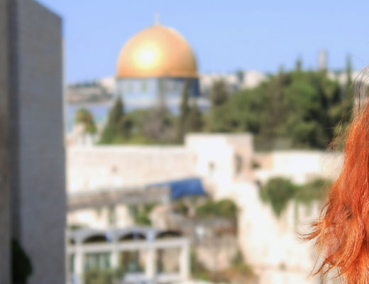 Come and discover Jerusalem with me!