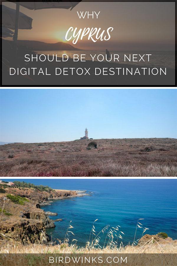 Why Cyprus should be your next digital detox destination!