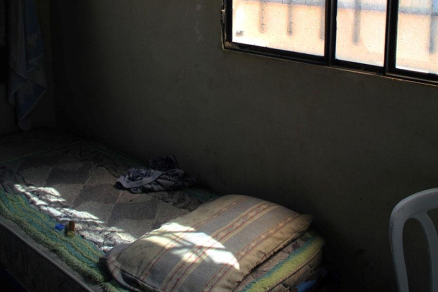 couchsurfing in Palestine