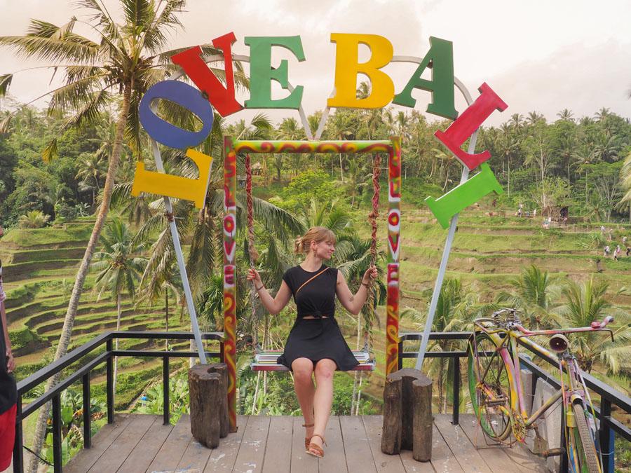love Bali in Ubud