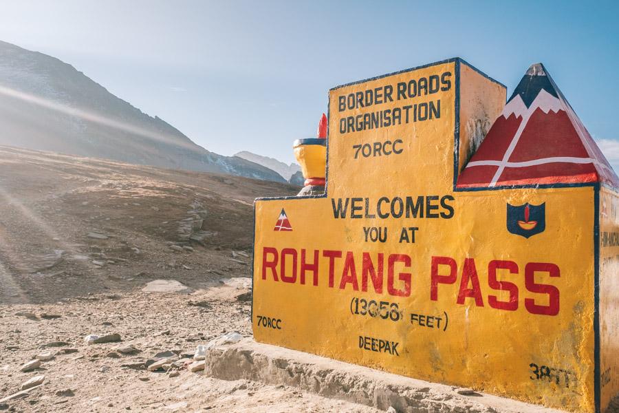 visit Rohtan Pass