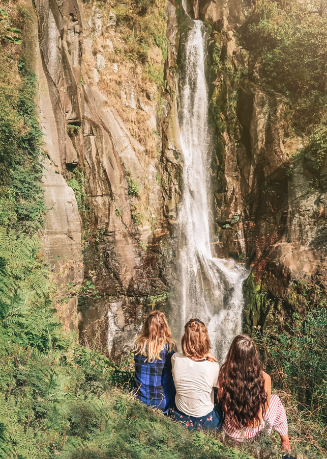 jogini falls Manali