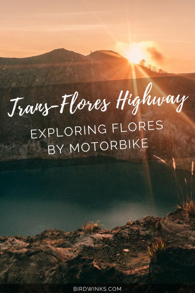 trans flores highway