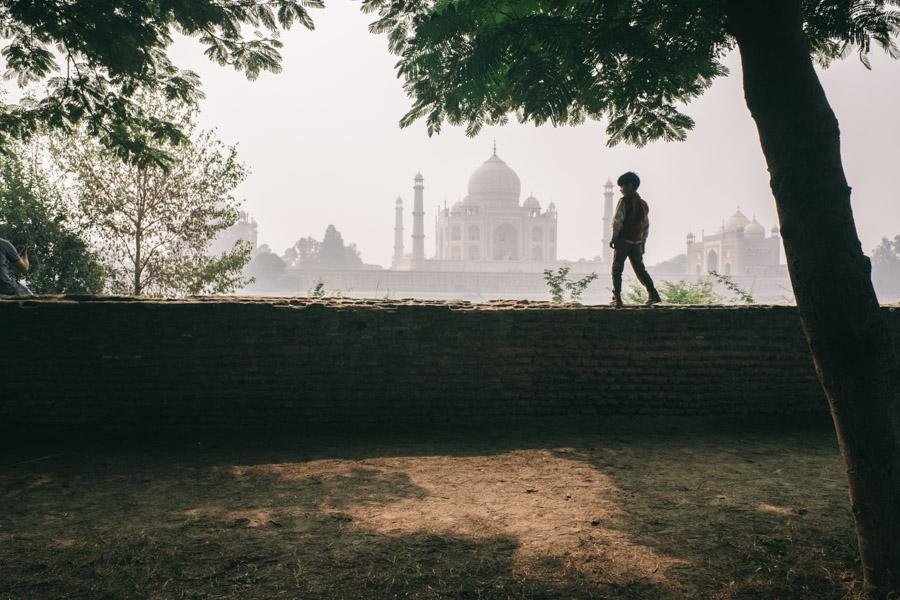 wanderlusting update - Taj Mahal