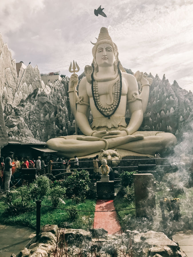 Siva Temple in bangalore update