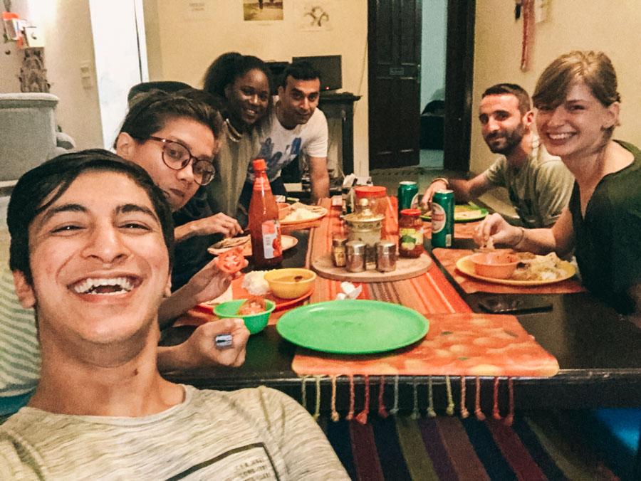 update dinner in Bangalore