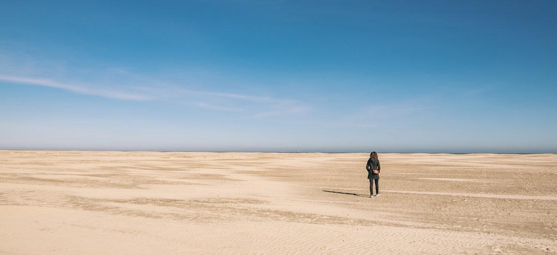 minimalism landscape